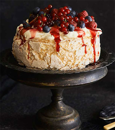 When Does a Meringue Become a Pavlova?