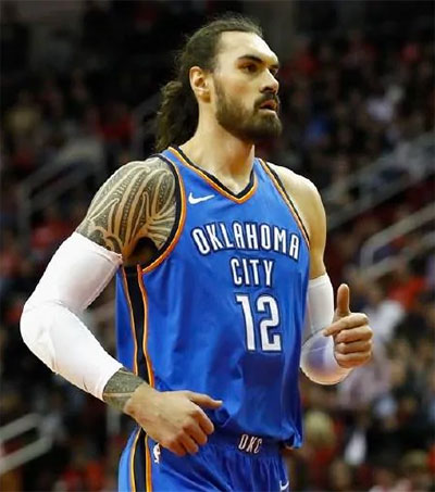NBA's Toughest Enforcer is Steven Adams