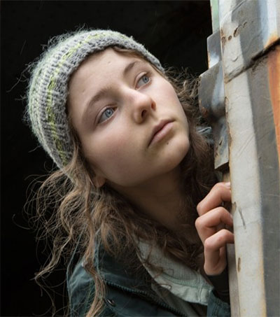 Leave No Trace's Thomasin McKenzie a Breakout Star