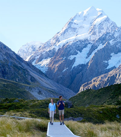 How Tourism NZ Lures Visitors with WeChat