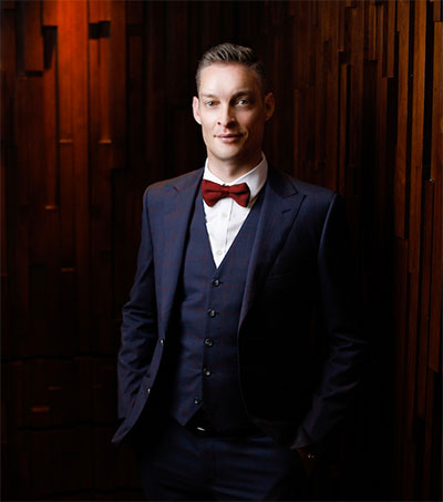 Bartender Andy Griffiths Heads Singapore's Idlewild