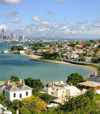 Instagram Your Way Across Auckland