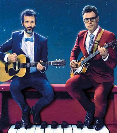 Flight of the Conchords Announce New Album