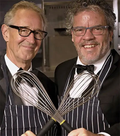Chef Peter Gordon's Charity Dinners a Who's Who