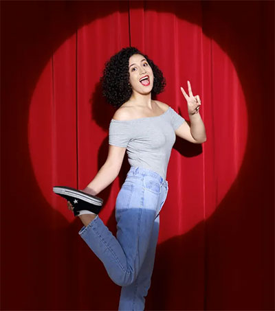 Love and Being Female in Comedy with Rose Matafeo