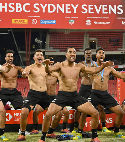 New Zealand Twice Victorious in Sevens Final