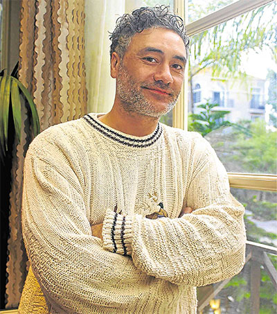Director Taika Waititi Tackles Star Wars
