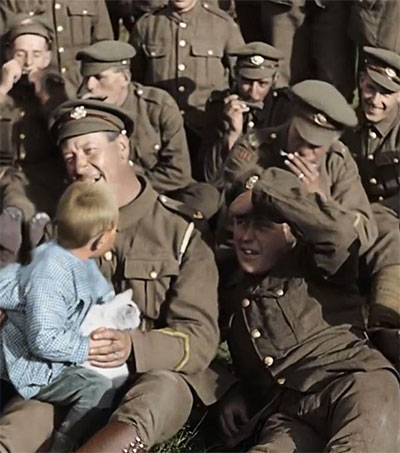 They Shall Not Grow Old Highest Grossing Release