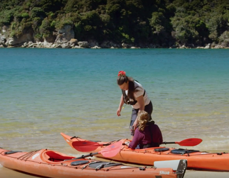 Discover Abel Tasman With National Geographic's Erika Larsen