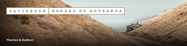 Andrew Patterson - Houses of Aotearoa