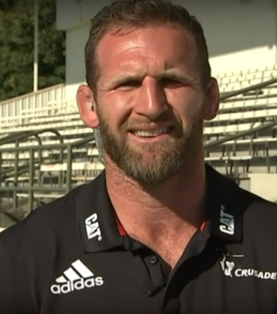 Kieran Read to Play for Japan After World Cup