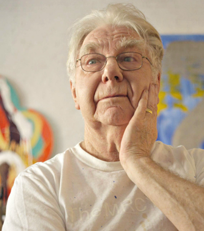 Max Gimblett Reflects On a Life of Love, Art And Freedom