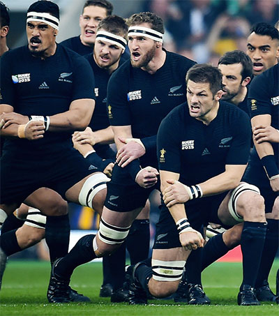 What the Haka Means and How It's Performed