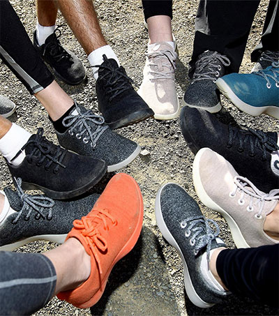 Allbirds Taking Viral Wool Tennis Shoe to China