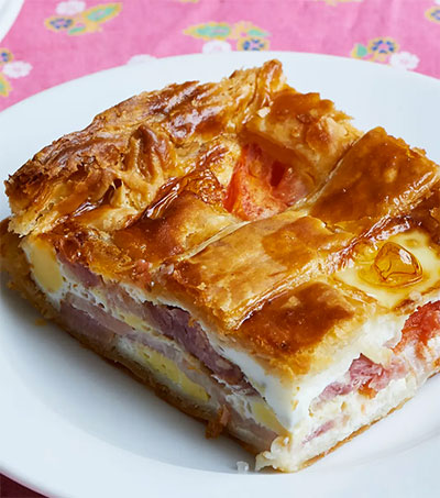 Margot Henderson's Recipe for Bacon-and-Egg Pie