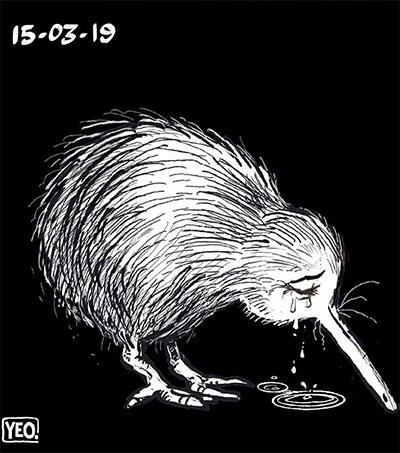 New Zealand Mourns