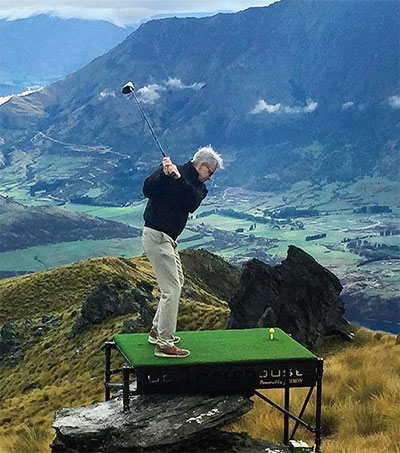 Golf in New Zealand Exceeds its Hype