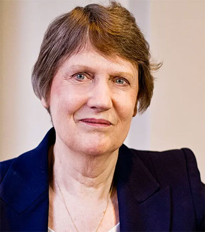 Helen Clark Fighting Erosion of Women's Rights