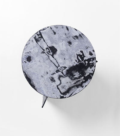 Sophie Rowley Makes Furniture From Denim