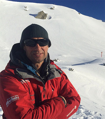 Antarctic Tour Guide Tarn Pilkington Job Addictive