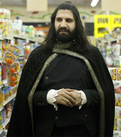 What We Do in the Shadows on TV and Note-Perfect