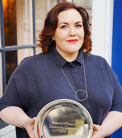 Chef and Columnist Jess Murphy a Food Champion