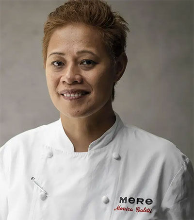 Chef Monica Galetti Recounts Rise to Cooking Fame