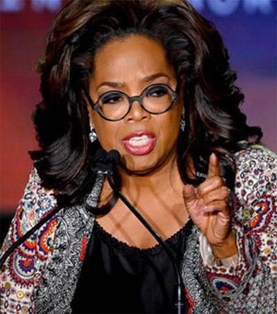 Oprah Hails Jacinda Ardern's Response to Tragedy