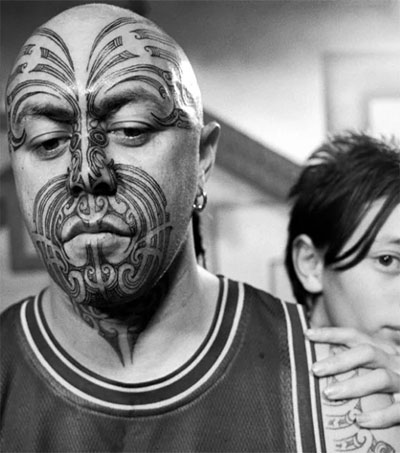 Tā Moko as Much about Māori Identity as Art