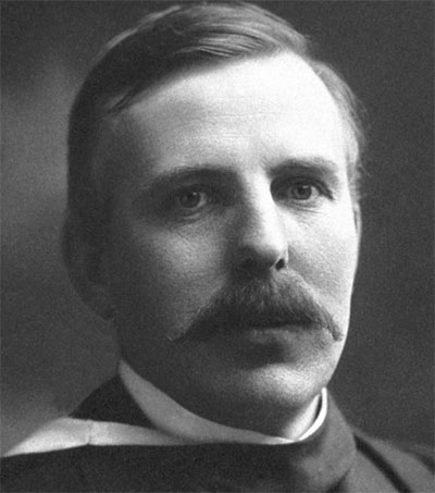 On the Anniversary of Ernest Rutherford's Find