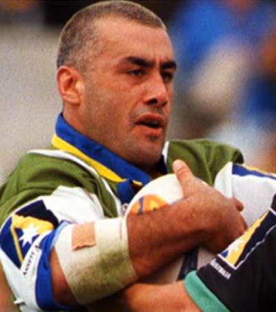 Quentin Pongia, Kiwi Hardman (1970-2019)