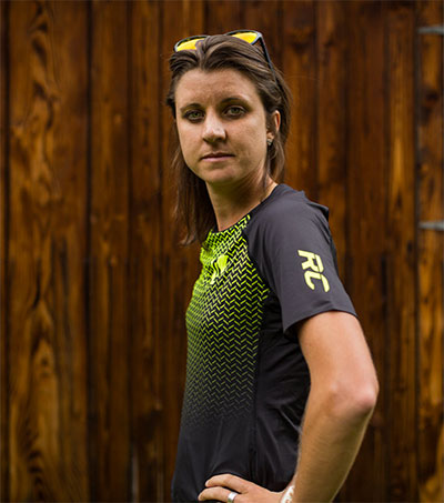 Skyrunner Ruth Croft Prepares for China Race