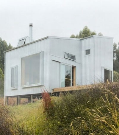 Serenely Sustainable Architecture in the Rangitikei