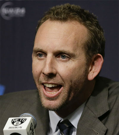 Sean Marks and the Nets Are in the Endgame Now