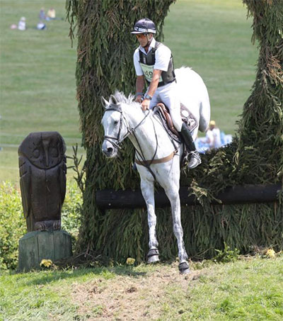 Andrew Nicholson Claims Another Barbury Win