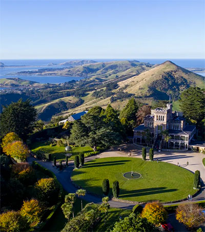 Visiting New Zealand's Oldest City Dunedin