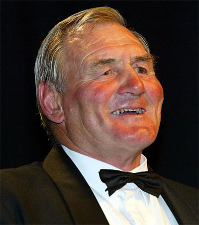 All Black Brian Lochore One of Our Greatest Players
