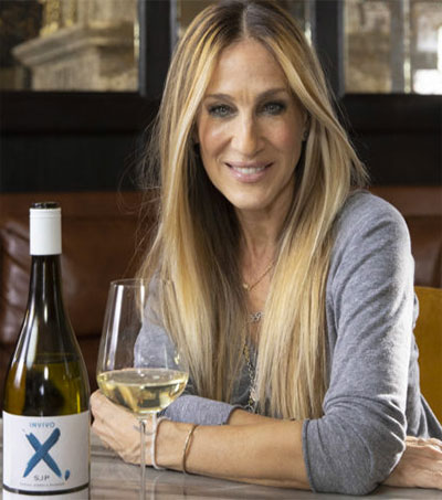 Actress Sarah Jessica Parker Drops New Invivo Wine