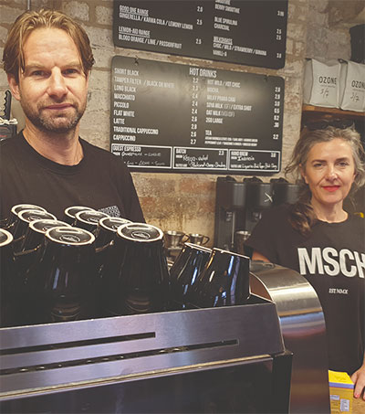 NZ's Café Culture Earning a Reputation in Sheffield