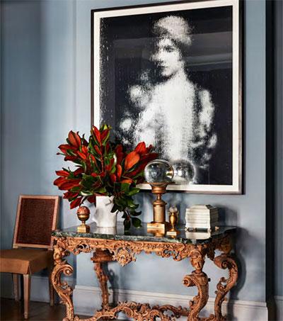 Designer Sandra Nunnerley an Expert in Detail