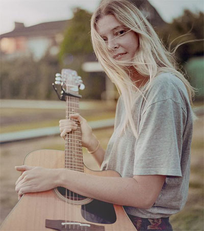 Singer Jamie McDell Celebrates Her Own Perspective