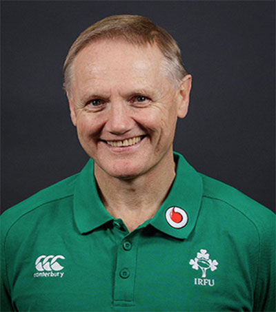Irish Rugby Bids Farewell to Coach Joe Schmidt