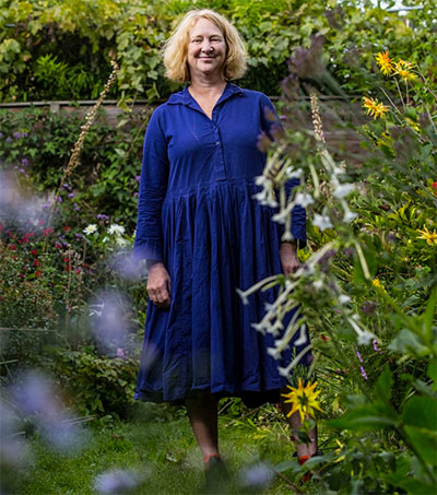 Inside Inner-City Garden of Chef Margot Henderson