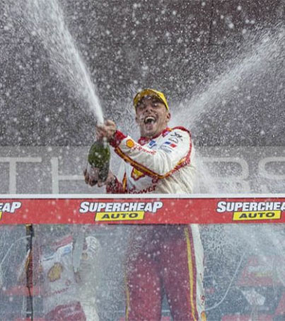 Scott McLaughlin Wins Bathurst 1000