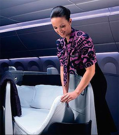 Air New Zealand Does It Again
