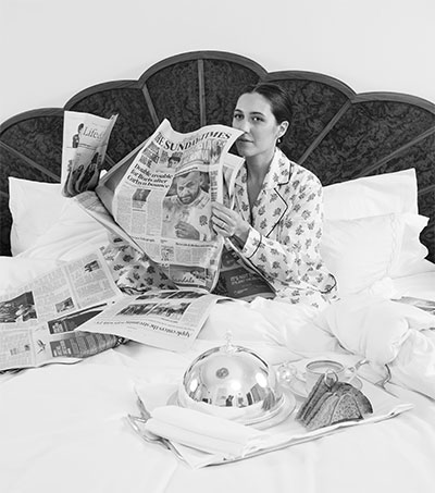 Emilia Wickstead's Guide to a Good Night's Sleep