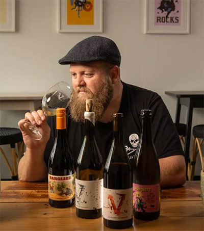Winemaker Michael Corbett Expands Business