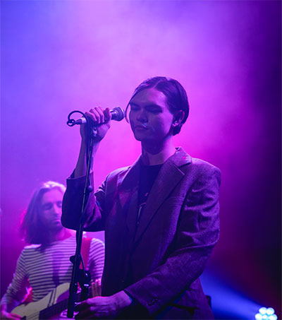Glasgow-Based MOY Pop Star in Waiting