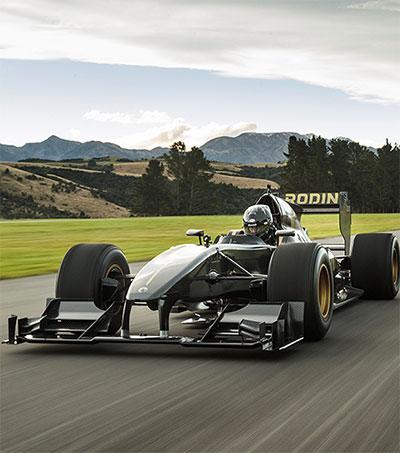 Rodin Reveals Formula One-Like Hypercar