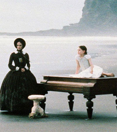 Jane Campion's The Piano No 1 on BBC Poll